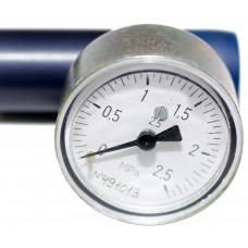 00011 Узел контроля давления при закачке «Каюк»