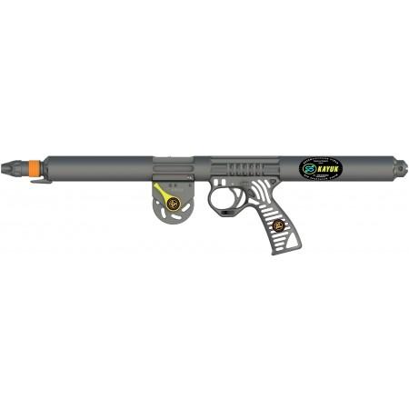 13024 Ружье «Каюк-13» 600х170 пневмовакумное с модулем и катушкой