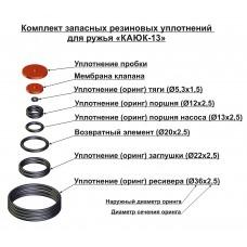 """13017 Seal kit to the gun """"Kayuk-13"""""""