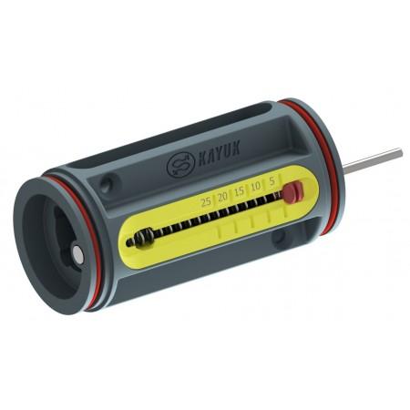 00302 Универсальный модуль с индикатором давления 14х32